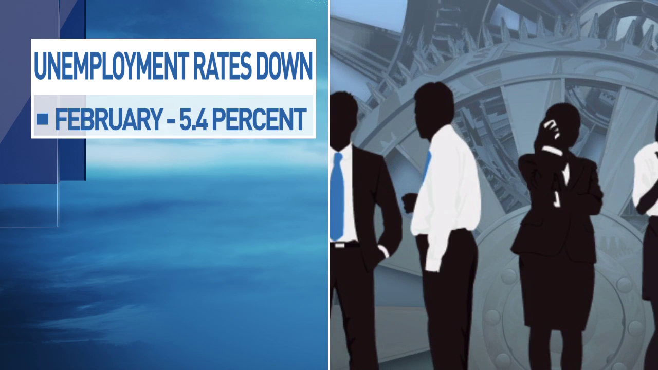 Unemployment Rates Decrease In Illinois