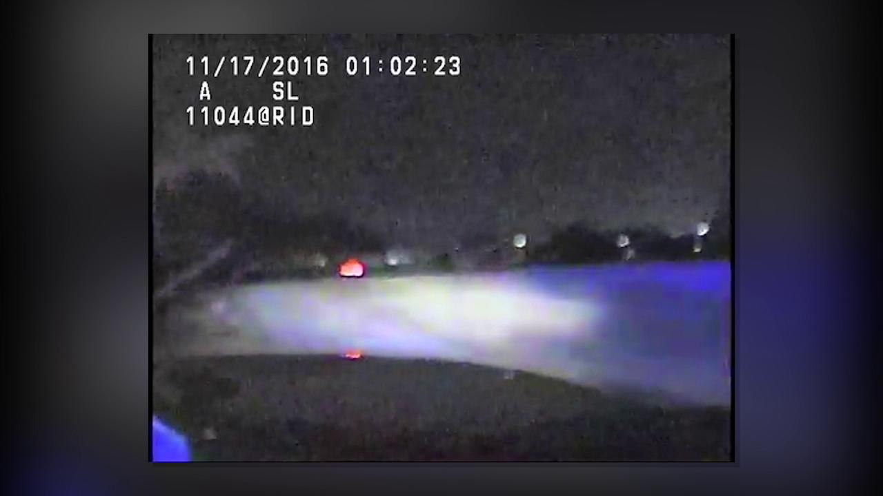 Tulsa police release video of November officer-involved shooting