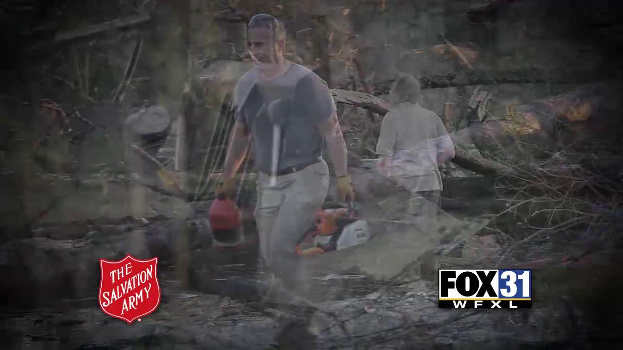 Donations being collected to feed Southwest Georgia storm victims