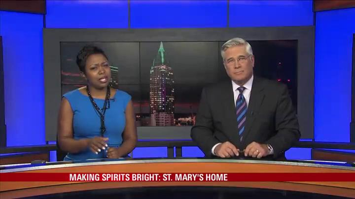 Mobile Making Spirits Bright News Weather Sports