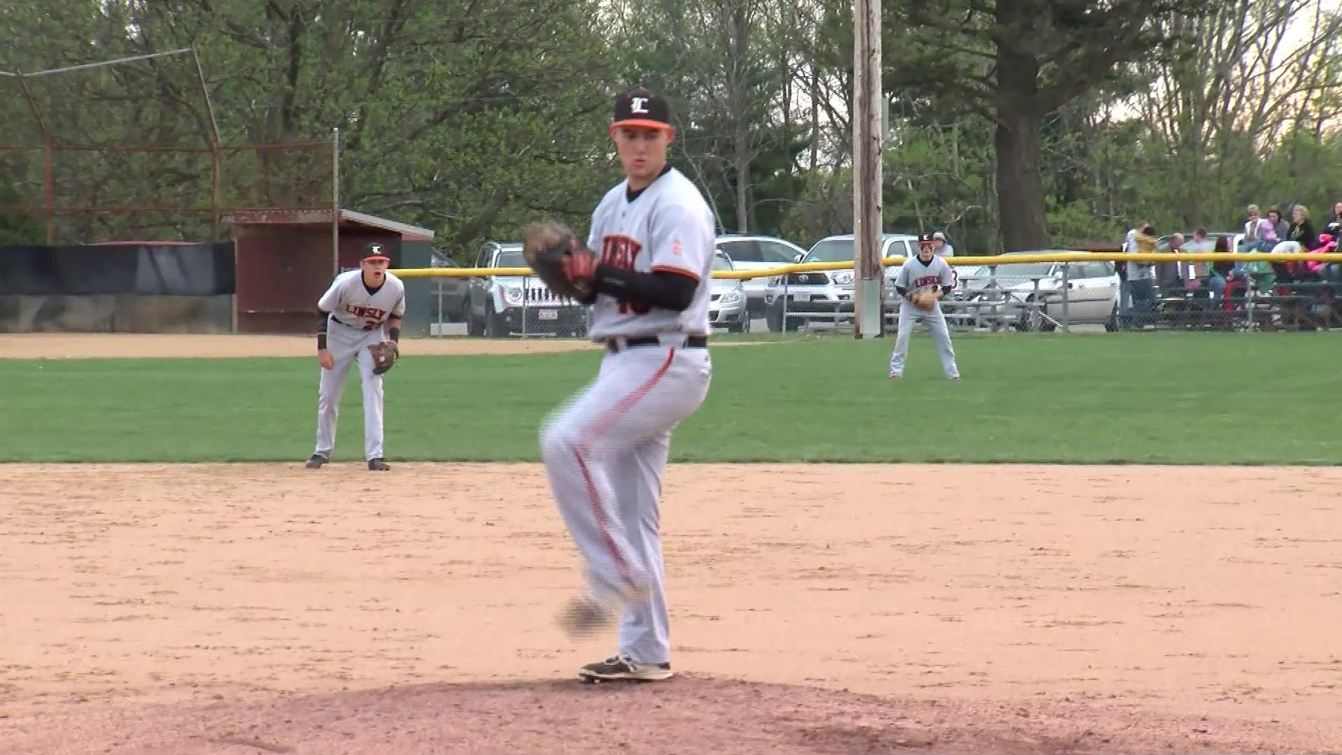 4.22.17 Video- Barnesville advances to 3A title game over Linsly- high school baseball