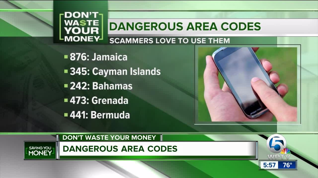 what area code is 647 in trinidad
