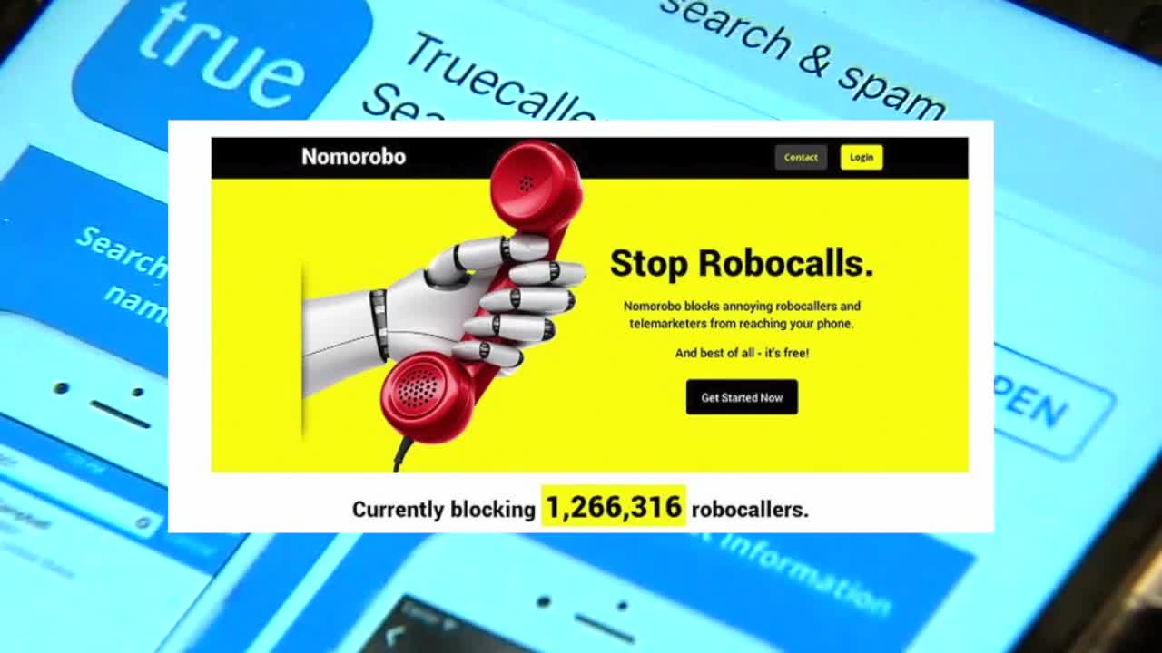 How to block robocalls to your cell phone