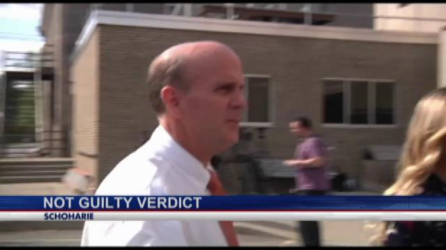 NY man found not guilty of wife's death in 4th murder trial