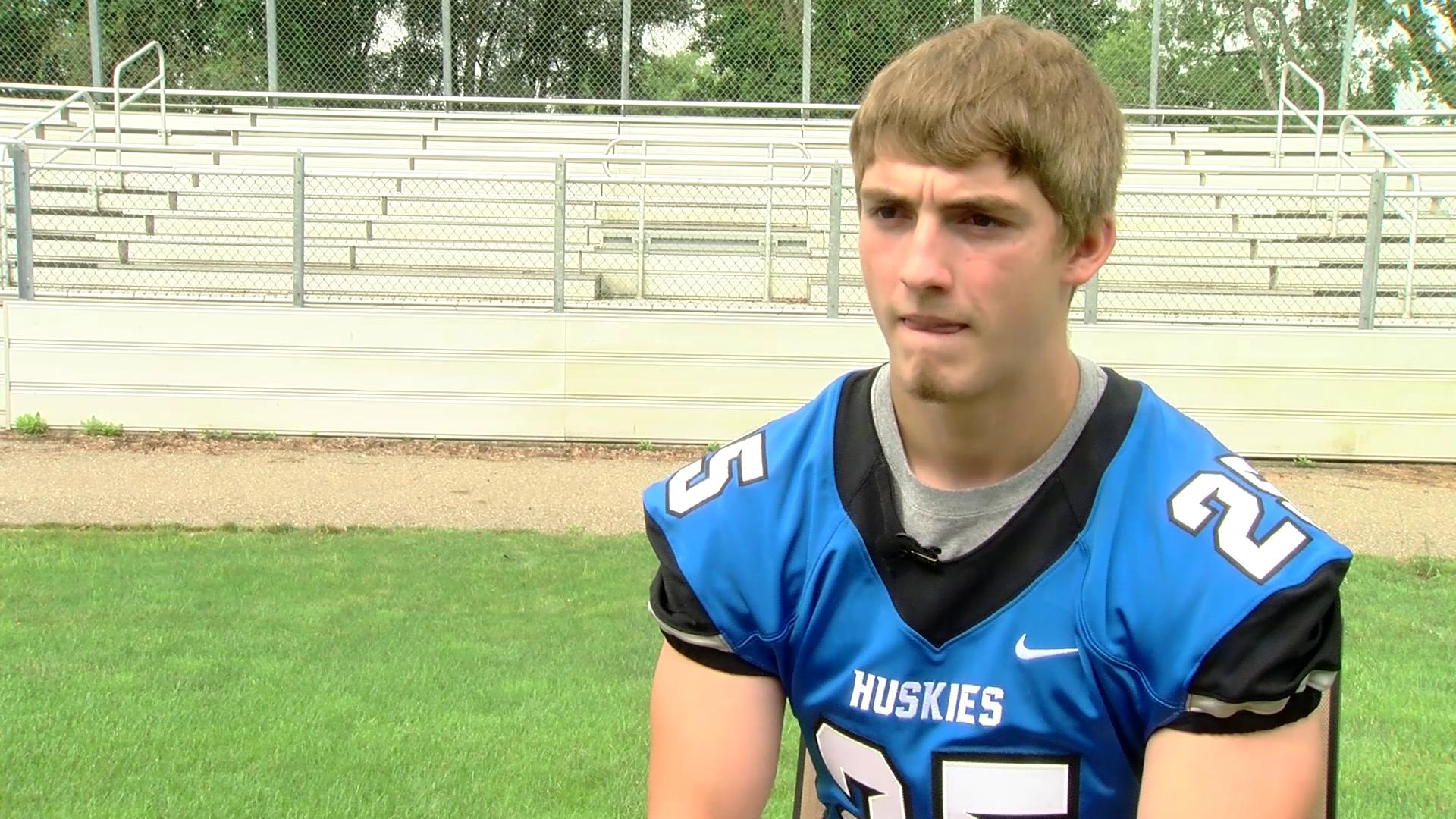 VIDEO 2016 Media Day:  Tyler Carter
