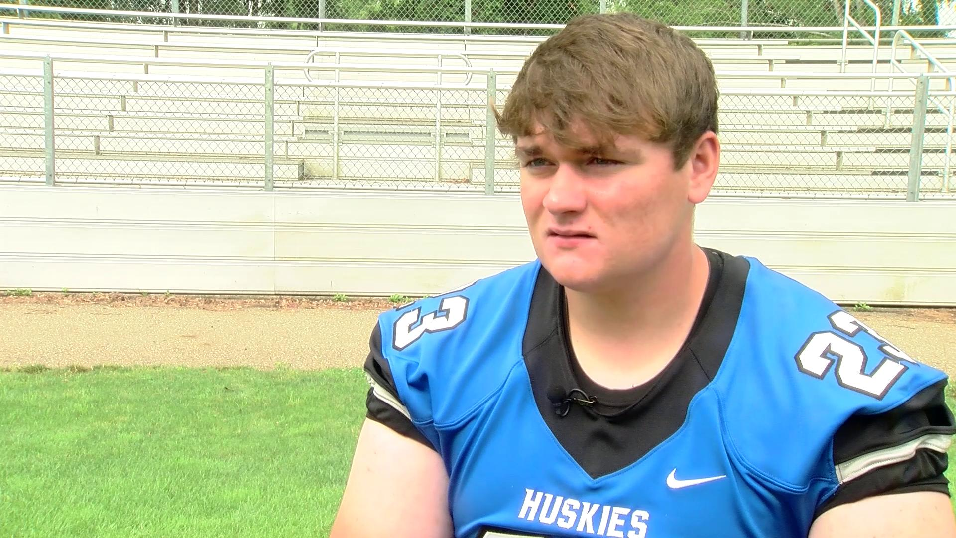 VIDEO 2016 Media Day: Wyatt Elias