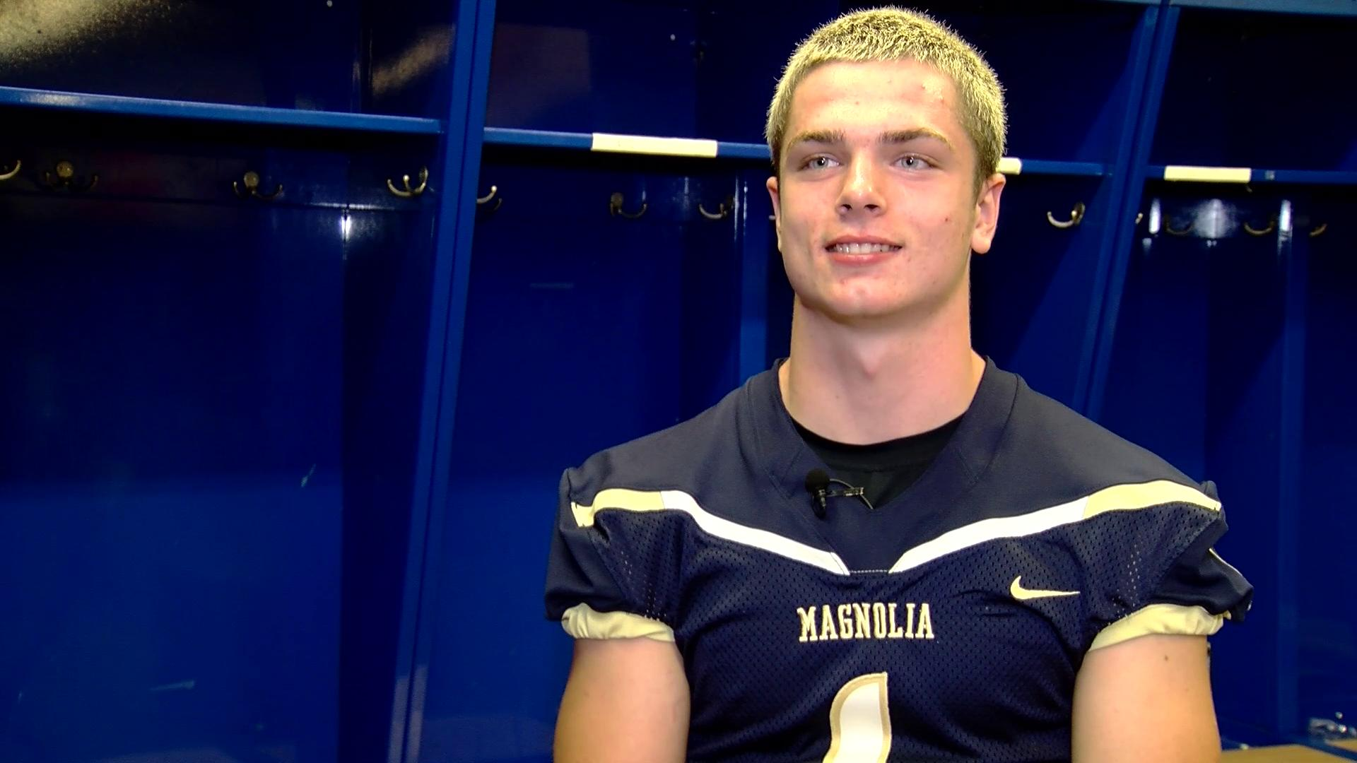 VIDEO 2016 Media Day:  Brooks Parsons