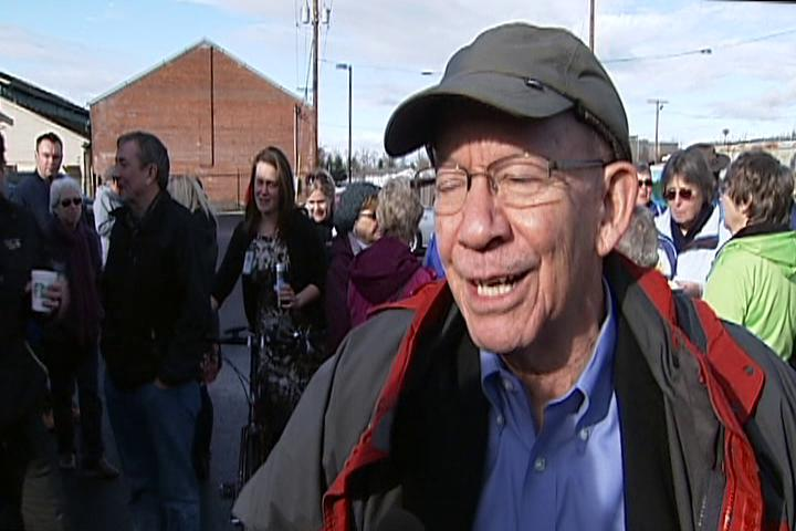 Rep. Peter DeFazio on working with the Trump Administration