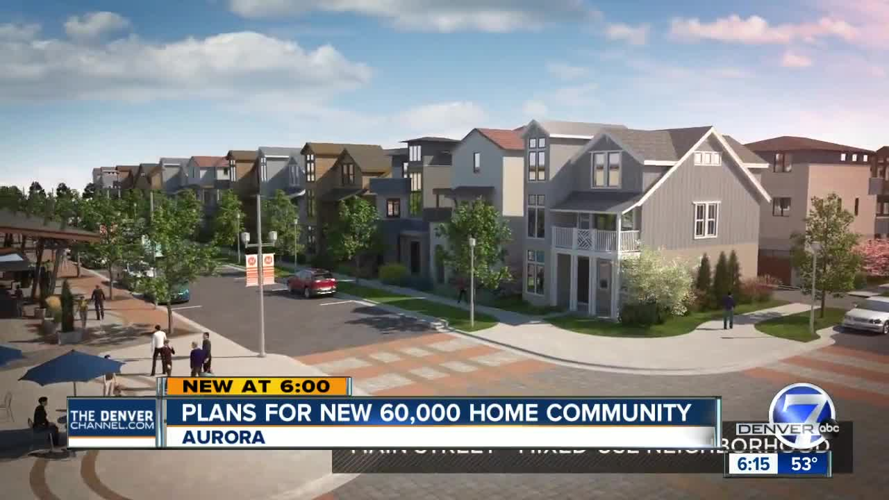 Aurora Highlands: 5,000-acre community plans in the works