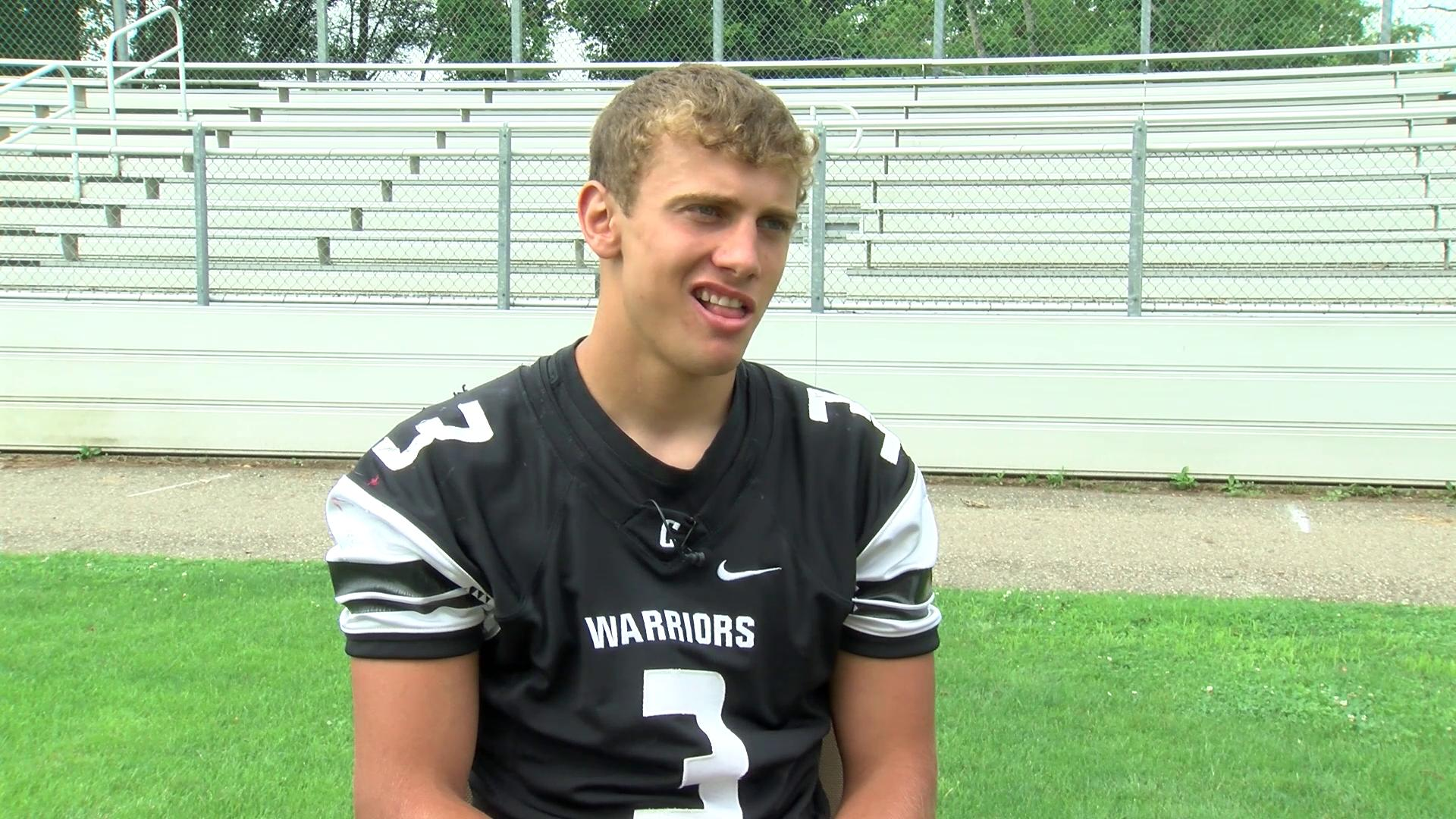 VIDEO 2016 Media Day: Jacob Knipp