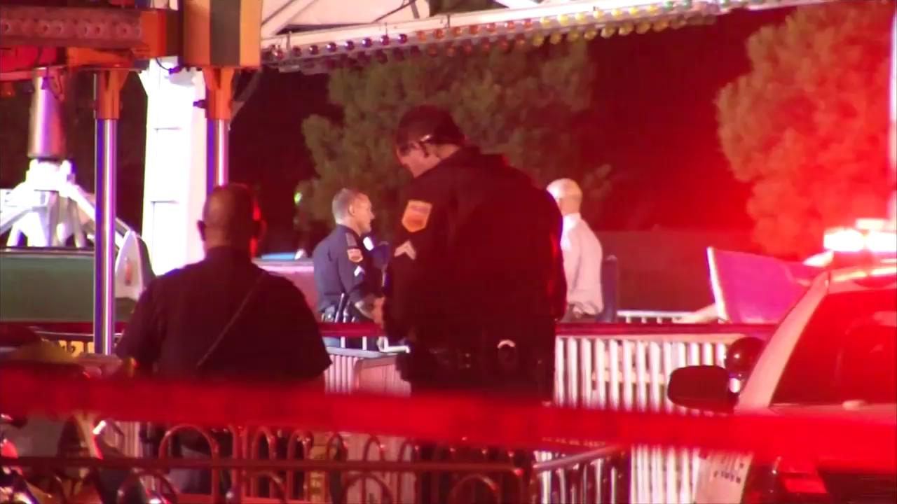 Teen dead, another injured in carnival ride accident at El Paso church