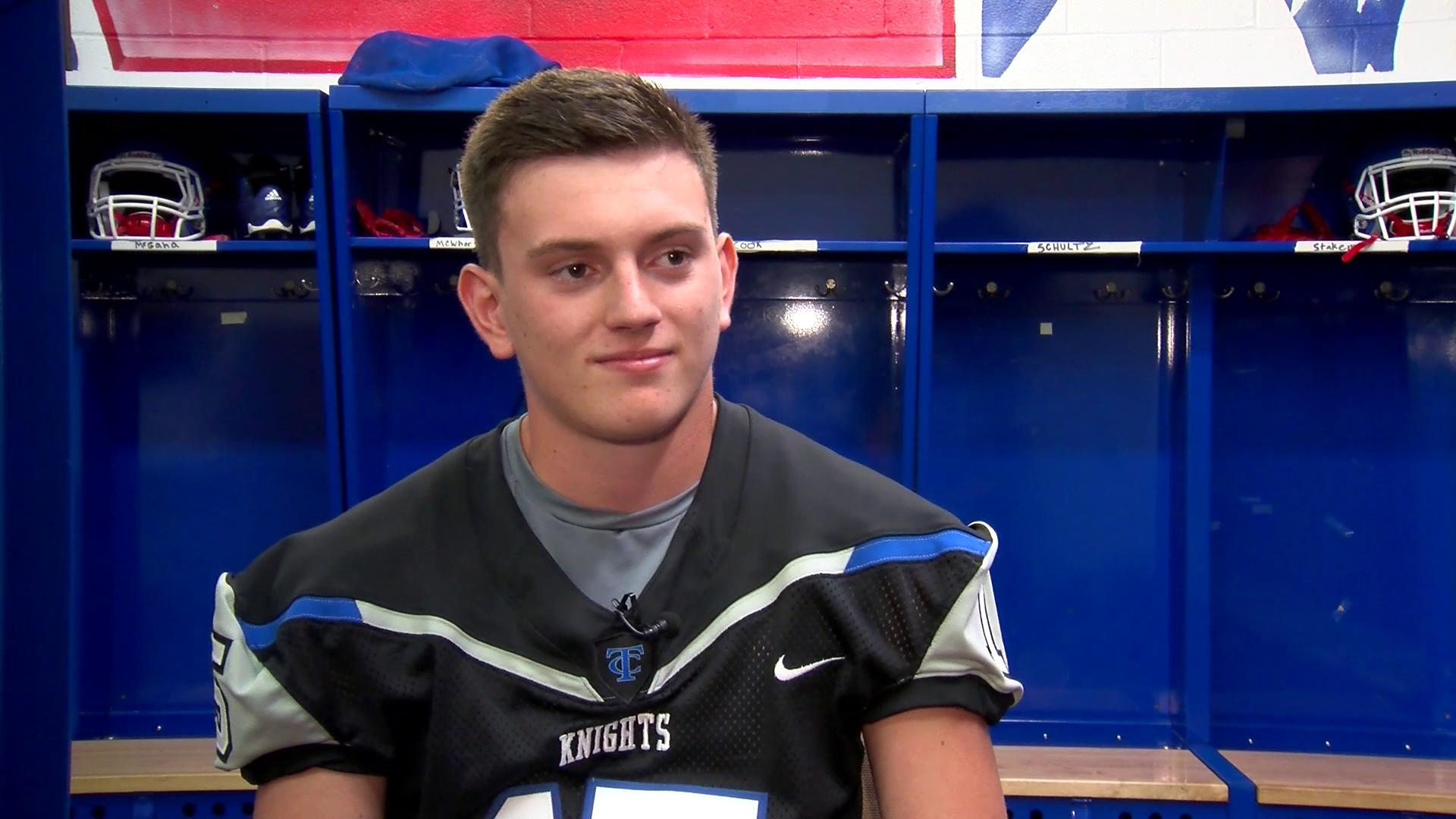 VIDEO 2016 Media Day: Trent Smith