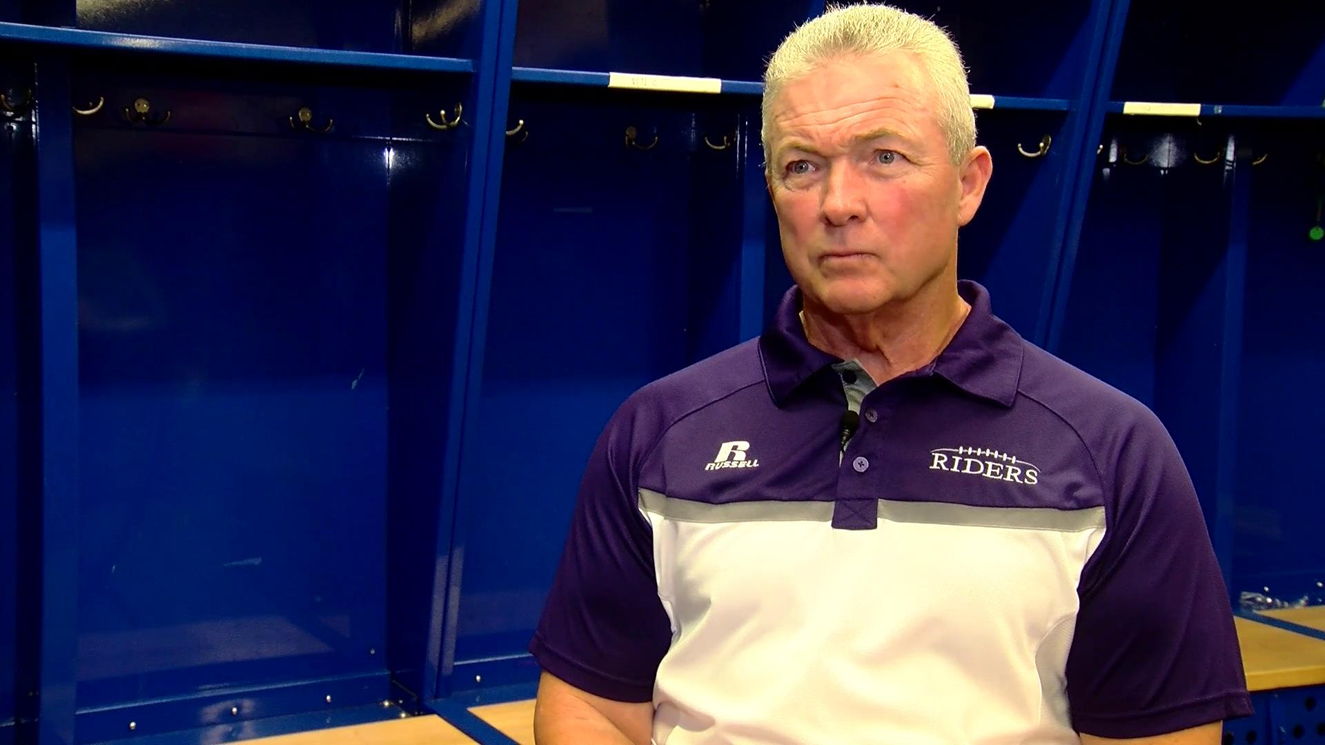 VIDEO 2016 Media Day: Head Coach Dave Bruney