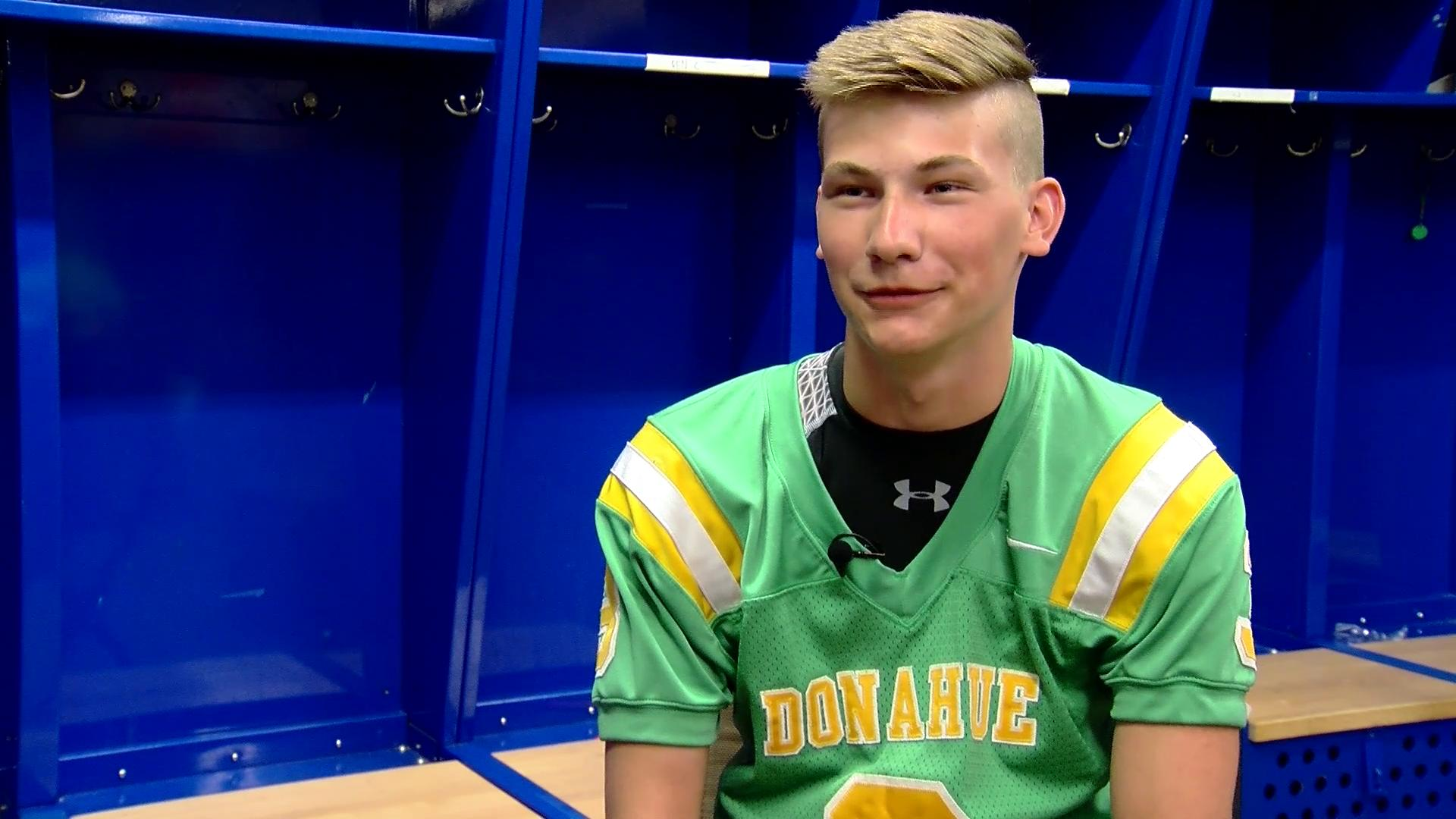 VIDEO 2016 Media Day: William Dove