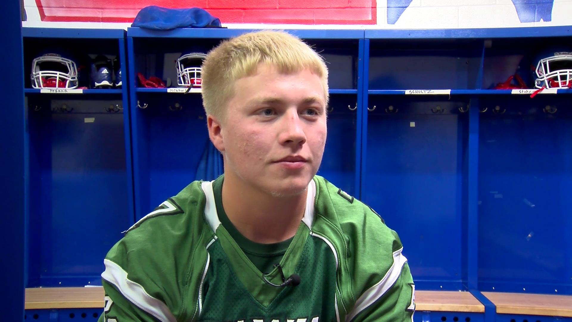 VIDEO 2016 Media Day:   Hayden Hizer