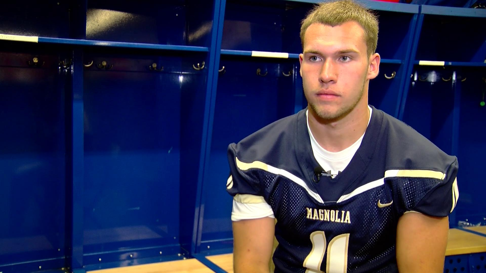 VIDEO 2016 Media Day: Nick Priem