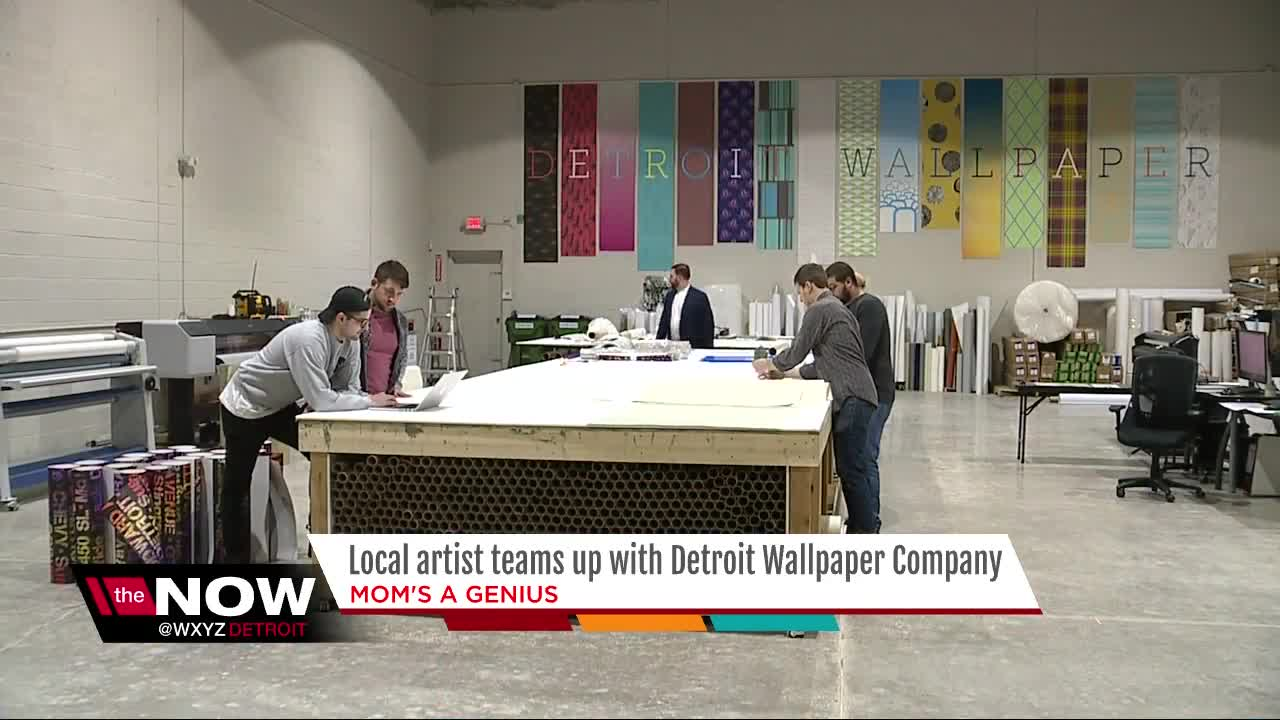 Bloomfield Hills artist teams up with