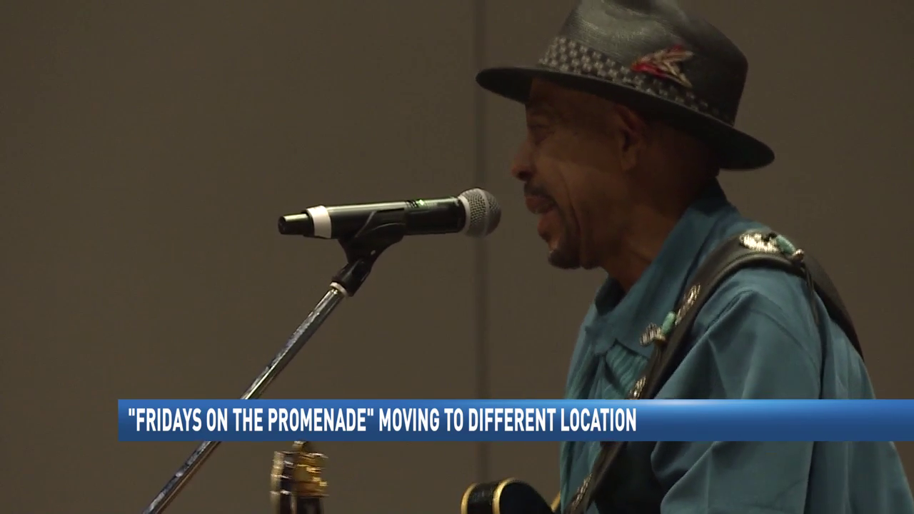 "Sioux City's popular ""Friday's on the Promenade"" music event is getting some changes"