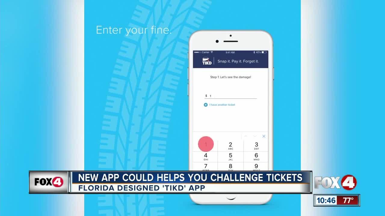 Speeding Ticket App >> New App Can Help Lower Your Traffic Ticket