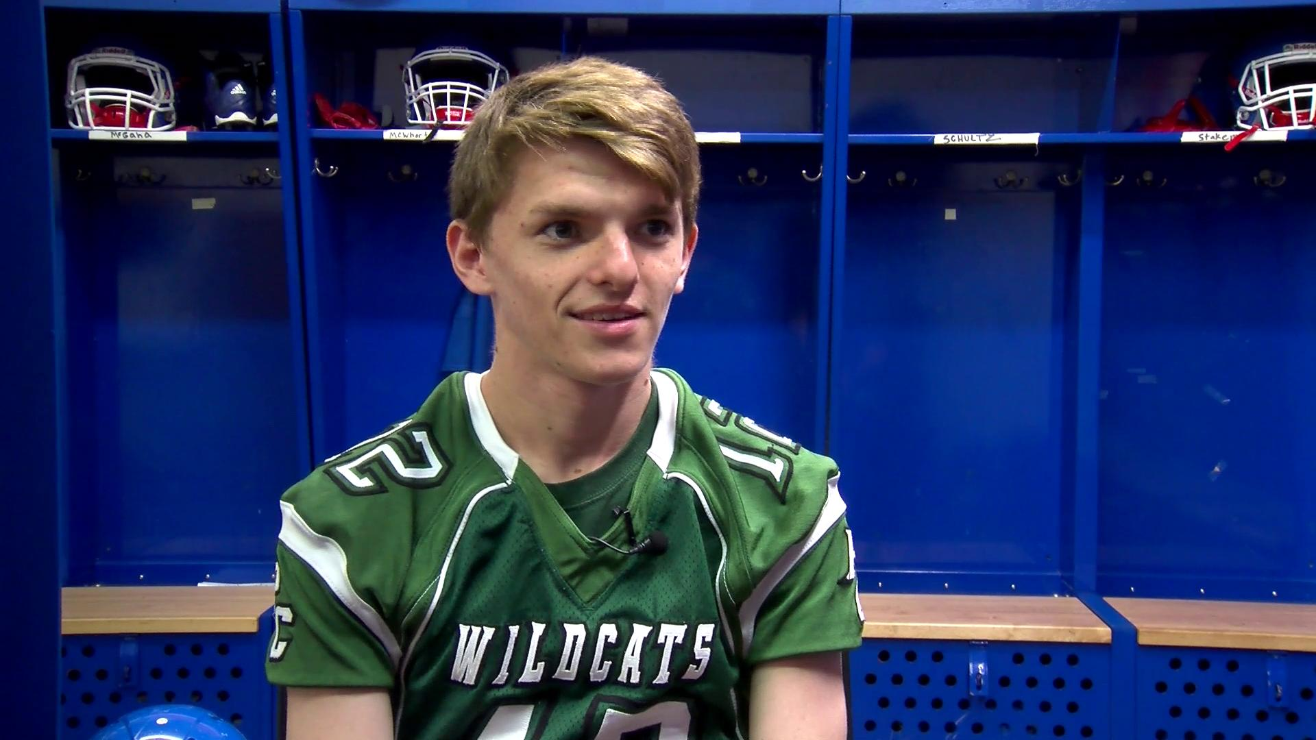 VIDEO 2016 Media Day:  Wesley Smith