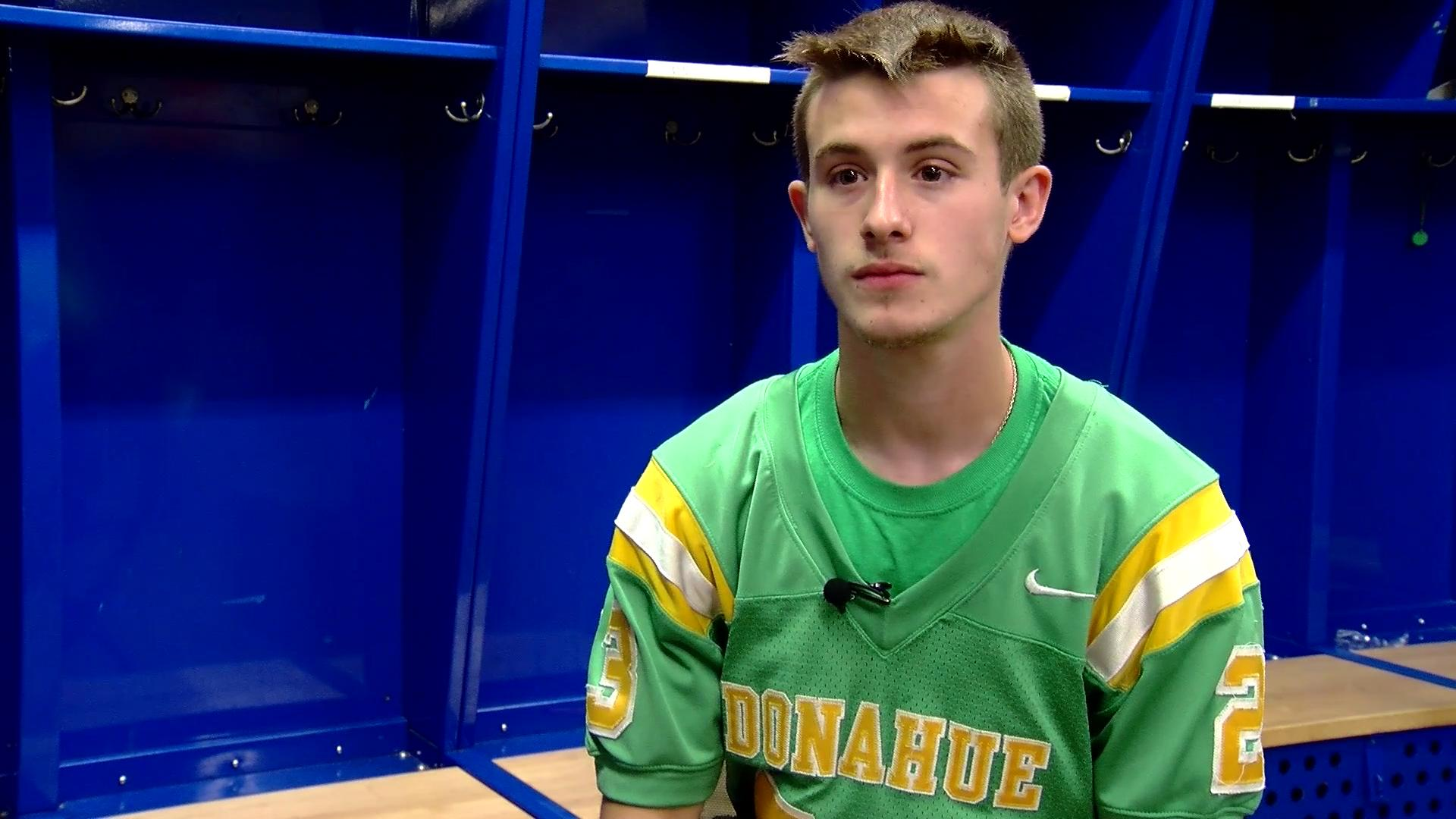 VIDEO 2016 Media Day: Jacob Beyser