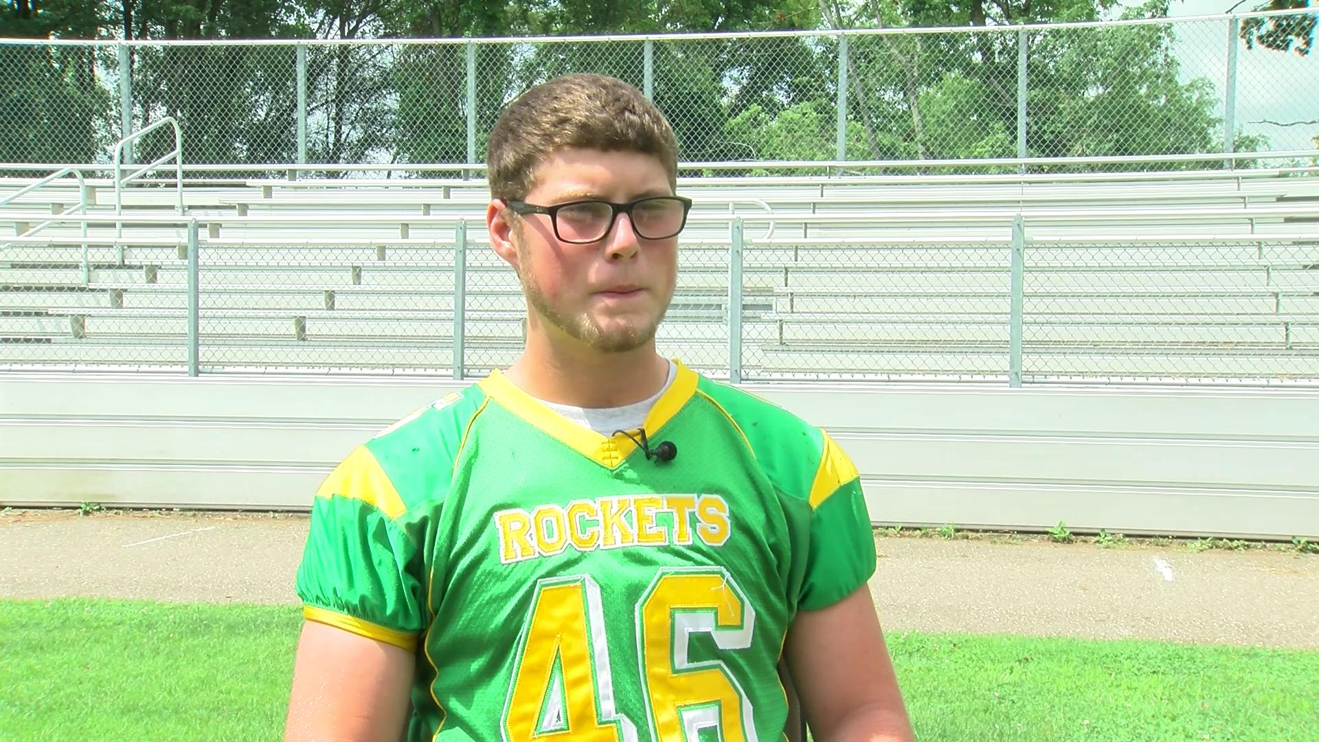 VIDEO 2016 Media Day: Garett Rice