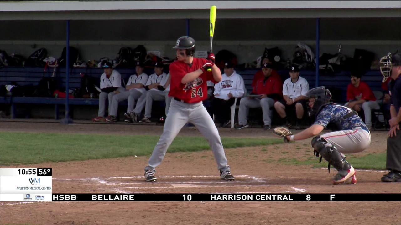 4.13.17 Video- Wheeling Park vs. Steubenville- high school baseball