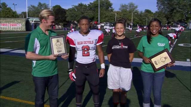 Scholar Athletes - Marion-Franklin and Bishop Hartley