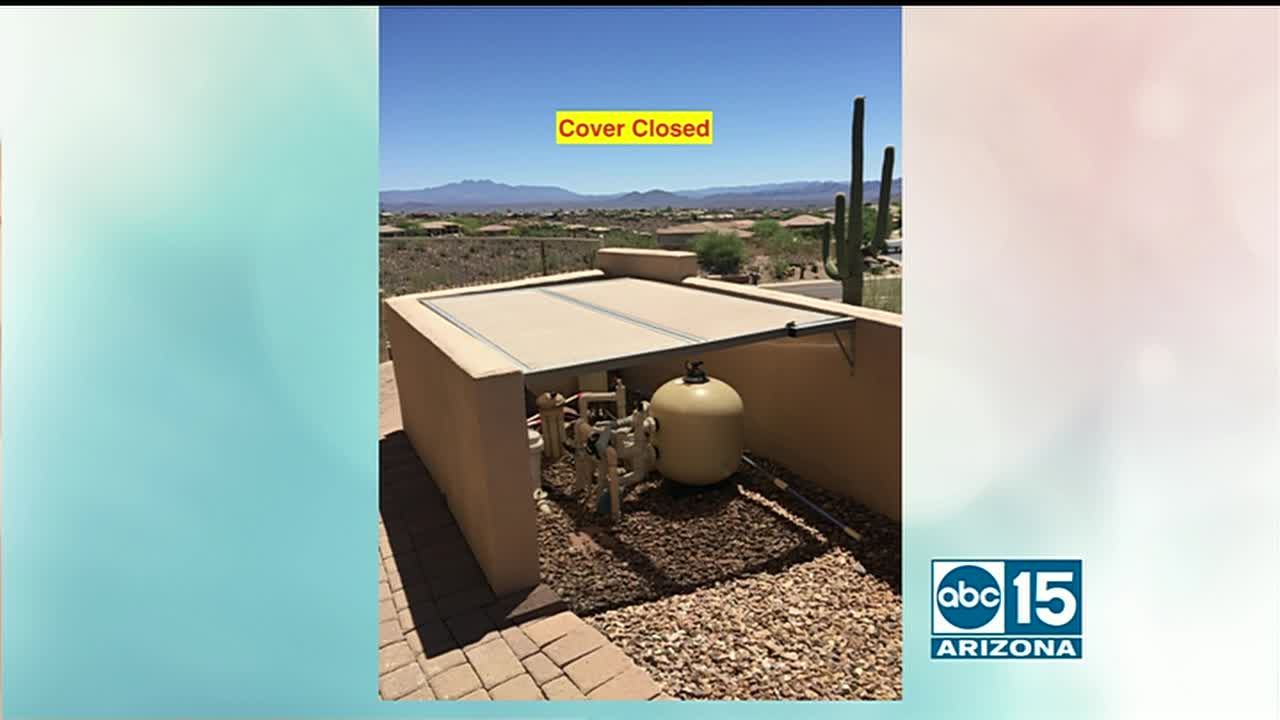 Sun Away Outdoor Shades Can Protect Your Pool Pump